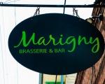 Marigny Sign
